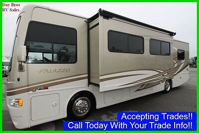 2013 Thor Motor Coach Palazzo 33.1 Used Class A RV Coach Motorhome Diesel Pusher