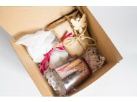 Luxury bath gift set