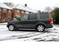 2007 Land Rover Discovery 3 TDV6 HSE FSH 2.7 12months mot