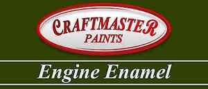 1 Litre Ruston Hornsby Green Stationary Engine Enamel Paint High Temp