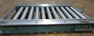 Gravity Roller Conveyor 3 Ft X 2 Ft X 5 34 In