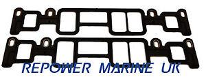 Intake-Manifold-Gasket-Kit-4-3L-V6-Vortec-Mercruiser-Volvo-Penta-27-824326