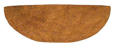 """20"""" (50cm) Natural Co-Co Liner for Wall Flower Plant Basket or Manger Trough"""