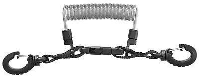 Mares Inox Cable Espiral con Gancho Pargo comprar usado  Enviando para Brazil