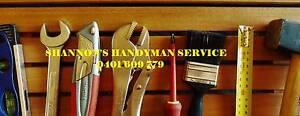 Shannon's handyman service Morningside Brisbane South East Preview