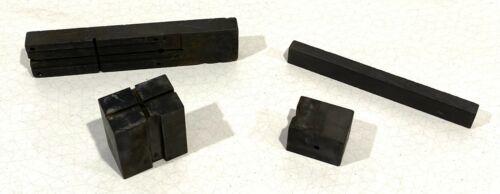 Graphite Block 4 pieces