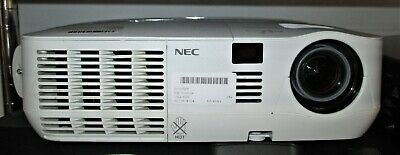 NEC NP-V300X DLP Projector - 2251 Lamp Hours