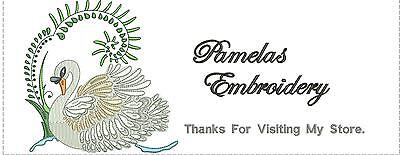 Pamelas Embroidery