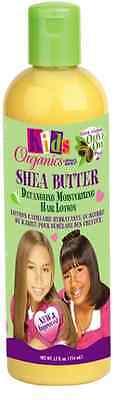 Africa`s Best Kids Organics Shea Butter Detangling Moisturizing Hair Lotion (Africa's Best Kids Organics Shea Butter Detangling Moisturizing Hair Lotion)