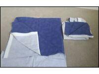 Royal Blue - Curtain Fabric Photography Backdrop