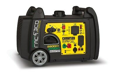 100204r - 28003100w Champion Dual Fuel Inverter - Refurbished