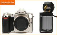 Nikon D50 Digital Slr Camera Body,battery, Charger 7448 Shots Free Uk Post - nikon - ebay.co.uk