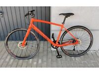 Whyte Shoreditch hybrid road/gravel fitness bike, large size, bicycle in fantastic condition