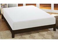 Thick luxury memory foam 5ft king size mattress. all foam. Free delivery
