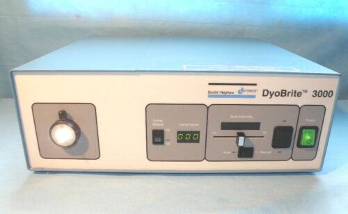 Dyonics DyoBrite 3000 Xenon 300 watt light source