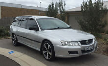 2005 Holden Vz commodore station wagon Tarneit Wyndham Area Preview