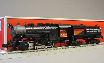 LIONEL SOUTHERN PACIFIC STEAM ENGINE & TENDER 6-30167 locomotive o guage 6-18750 on Rummage