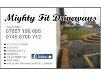 Mighty Fit Driveways