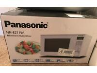 Brand new, unopened Panasonic NN-E271W