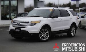 2013 Ford Explorer XLT! 4X4! LEATHER! SUNROOF! NAV!