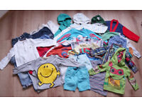 Large bundle of boys clothes 2 - 3 years