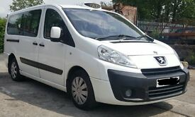 Peugeot Expert E7 Estate MPV 2.0 Diesel Wheelchair Accessible