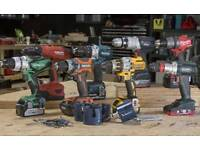 Power tool and battery repair