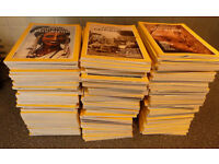 Large Collection Of 131 National Geographic Magazines 1980's 90's & 2000-1-2