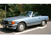 Classic Mercedes-Benz SL420 For Sale