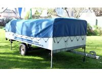 Conway Clipper DL Trailer Tent