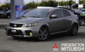 2012 Kia FORTE KOUP EX! HEATED SEATS! ONLY $42/WK TAX INC. $0 DO