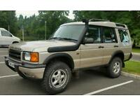 Land Rover Discovery 2 (TD5) 1999 (T Reg)