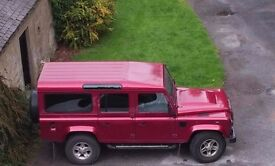 Automatic (rare) DEFENDER - Land Rover 110 XS SW LWB ** Full Service History **