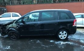Vauxhall Zafira B 1.6 Active 2010 Facelift Set Of 4 Wheel Bolts Breaking For Spares