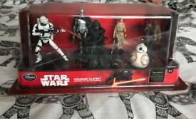 Star Wars The Force Awakens Figurine set