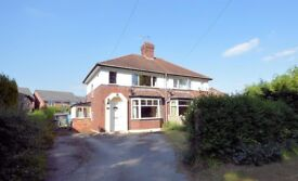 3 Bedroom Unfurnished Semi Detached to rent in Sandbach