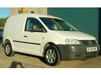2008 Vw Caddy 1.9 tdi 12 months Mot no vat