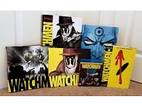 WATCHMEN ULTIMATE BOOK & BLU-RAY COLLECTION - SUPERB CONDITION! £85