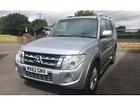 Mitsubishi shogun sg3 new model 7 seater
