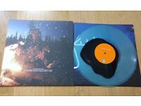 """Moose Blood I'll Keep You In Mind From Time To Time LP 1st Press (Tra Blu/Black) 12"""" Vinyl Record"""