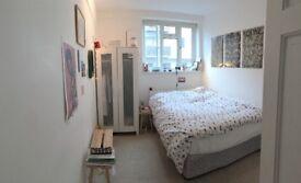 Spacious double room in Kings Cross