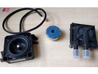Watercooling Parts - Laing DDC Pump, EK Reservoir, RAD Brackets