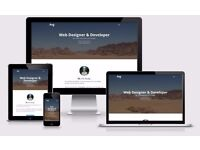 High end professional websites // SEO friendly // Responsive design // WordPress // Sites that sell