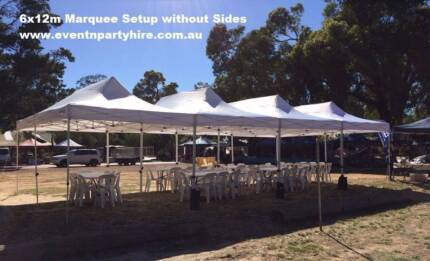 Kids Chairs Hire $1, Chair Hire $1, Gazebo Hire for $55