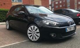 VW GOLF 1.4 GT TSI DSG HEATED LEATHERS FULL SERVICE HISTORY