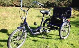 Trikidoo child carrier bike