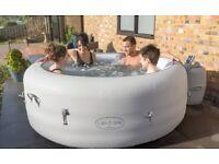 Lay-Z-Spa Lazy Spa Vegas AirJet Spa Hot Tub- 6 People ✅BRAND NEW- WARRANTY