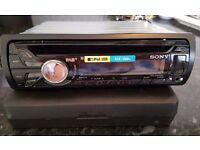 Sony CDX-DAB500U CD MP3 DAB+ Digital Radio USB