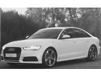 Executive Chauffer & Wedding Car Hire - Stunning Audi A6