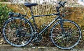 High Spec Ortler Geneve Touring/Commuting Cycle